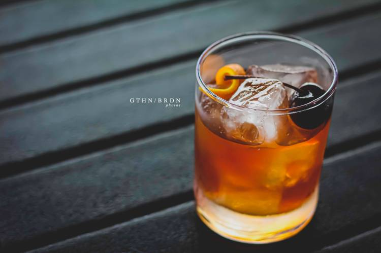 Copper and Kings_Brandy Old-Fashioned