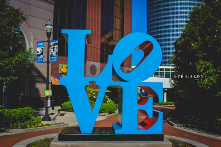 LOVE sign_Grand Rapids